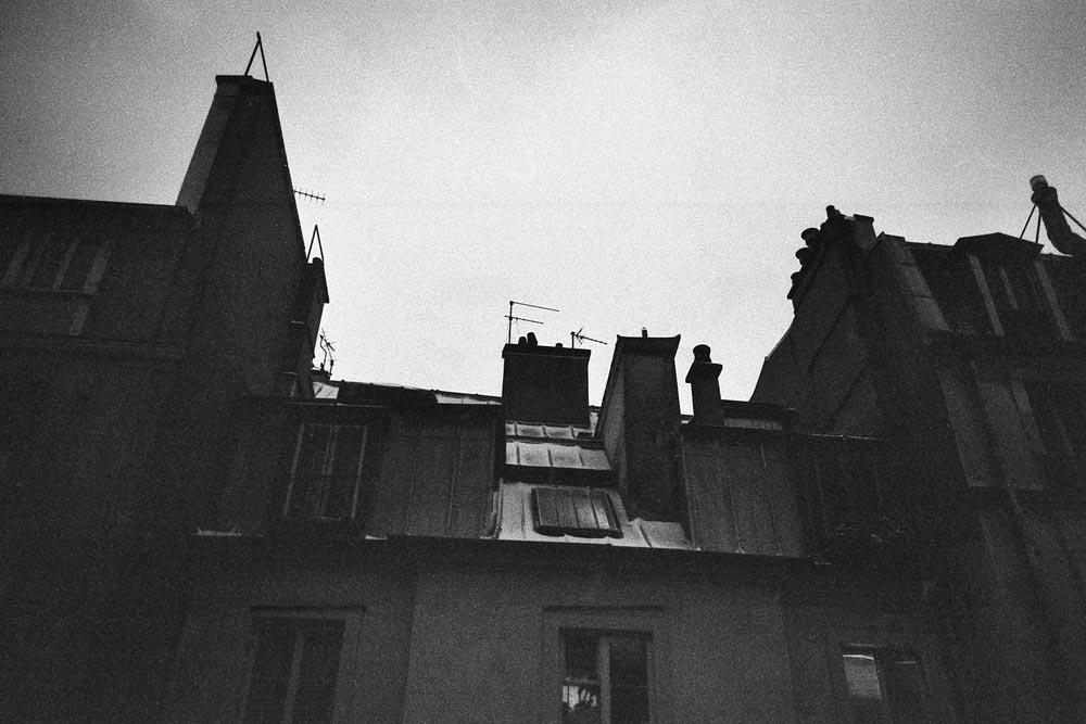 Quai de Béthune, Paris.