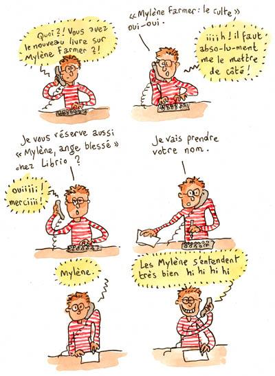 Mylène Farmer : les Mylène s'entendent bien