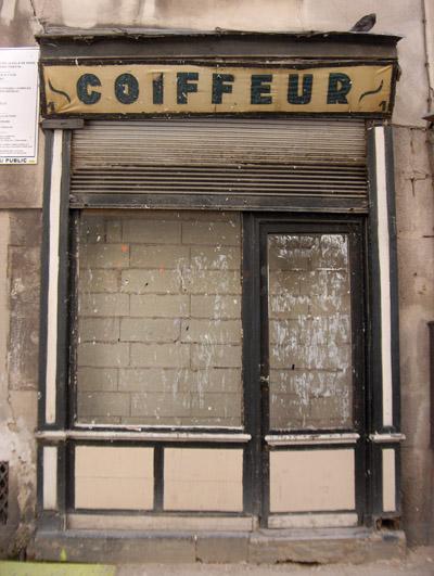 Coiffeur numéro 1 rue Caillé Paris 18e