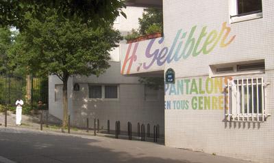 H. Gelibter, pantalons en tous genres
